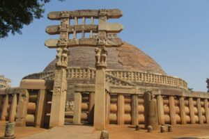 sanchi stupa - Temples in India